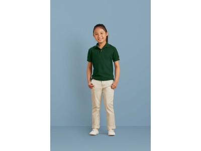 Gildan Polo Double Pique DryBlend for kids