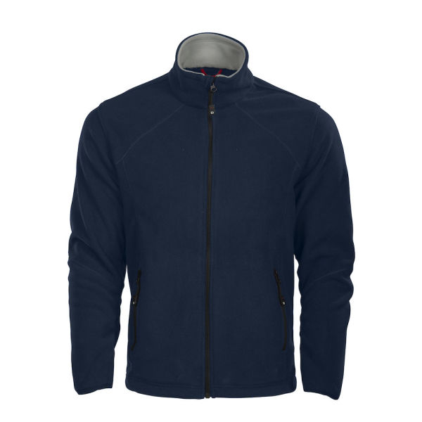WYNDHAM FLEECEJACKET BLACK L