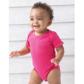 Baby Bodysuit - Orange Organic