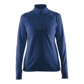 Half Zip Micro Fleece Women