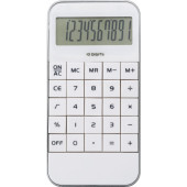 Mobile phone shaped ten digit calculator