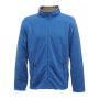 Adamsville Full Zip Fleece M Oxford Blue/Smokey