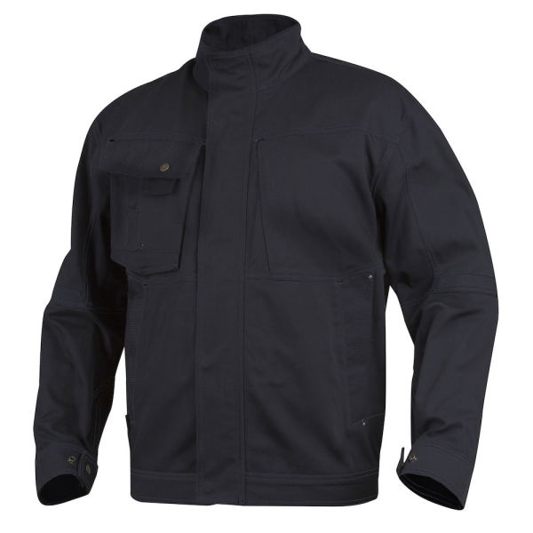 5414 WORKER JACKET BLACK XXXL