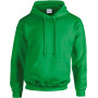 Heavy blend™ classic fit adult hooded sweatshirt irish green l