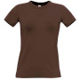 Exact 190 / women t-shirt brown xs