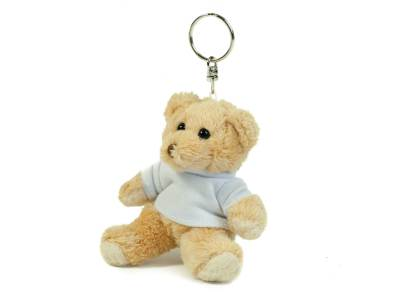 Mumbles binx key ring teddy