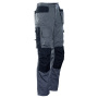 2359 Floorlayer Trousers HP Grey/BLack C148