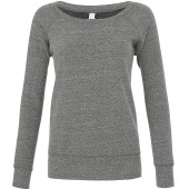 Ladies' triblend sweatshirt