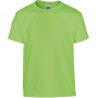Heavy cotton™ classic fit youth t-shirt lime 9/11 (l)