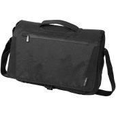 Deluxe 15.6'' laptop messenger
