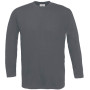 Exact 190 lsl t-shirt dark grey xxl