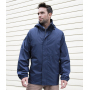 3 in 1 Jacket with quilted Bodywarmer Navy 3XL
