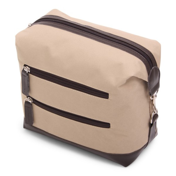 Cosmeticbag Xperience Beige