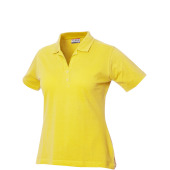 Alba polo pique ds 190 g/m² lemon xl