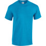 Heavy cotton™ classic fit adult t-shirt heather sapphire xl