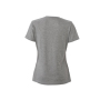 Ladies' Heather T-Shirt heather-grijs
