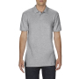 Gildan Polo Double Pique Softstyle for him sport grey 3XL