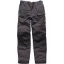 Eisenhower multi-pocket trousers grey 44 nl (30 uk)
