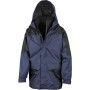 Alaska 3-in-1 jacket navy / black m