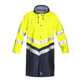 6403 RAINJACKET HV YELLOW  CL.3 XS