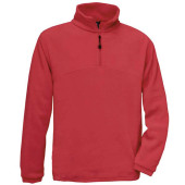 Highlander+ zip neck fleece jacket