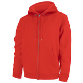 Heren Hooded Sweat Jacket Tibet