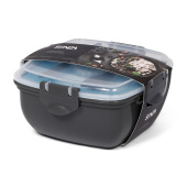 SENZA Lunch Box with Coolingpack Grey