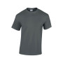 Heavy cotton™ classic fit adult t-shirt charcoal m