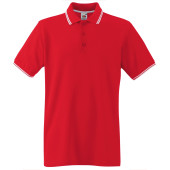 Tipped polo (63-032-0)