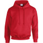Heavy blend™ classic fit adult hooded sweatshirt red xl