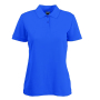 65/35  Lady-Fit Polo Royal Blue XXL