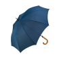 Automatic Regular Umbrella Ø 105 cm Navy Blue
