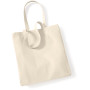 Canvas classic shopper natural 42 x 39 x 14 cm