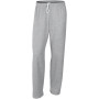 Heavy blend™ youth open bottom sweatpants sport grey 7/8 (m)