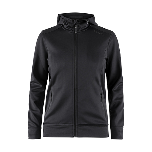 Noble Full Zip Hood Wmn