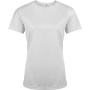 Functioneel damessportshirt white xs