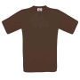 Exact 190 t-shirt brown xl