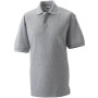 Men's classic cotton polo light oxford l