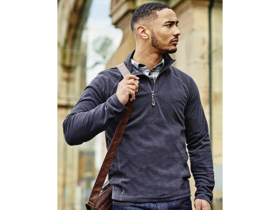 Parkline Zip Neck Fleece