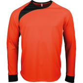 Unisex long-sleeve goalkeeper top