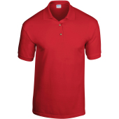 Kids' dryblend jersey polo shirt