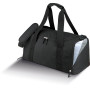 Middelgrote sporttas 55cm black / white / light grey 55 x 29 x 25 cm
