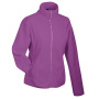 Girly Microfleece Jacket paars