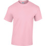 Heavy cotton™ classic fit adult t-shirt light pink s