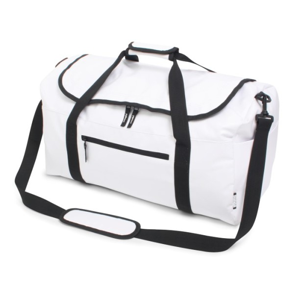 Dunga Travel Bag White - NO LOGO