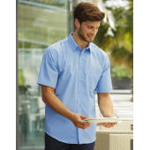 Poplin Shirt Short Sleeve