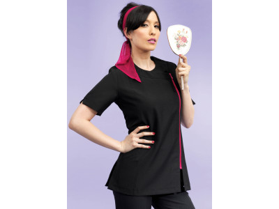 'camellia' beauty & spa tunic