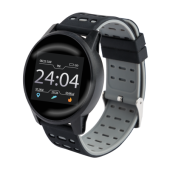 Smartwatch met rond display