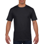 Gildan T-shirt Premium Cotton Crewneck SS for him black 3XL