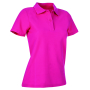 Stedman Polo SS for her sweet pink M